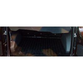 Коврик в багажник (резиновый) Renault 7711813724 для Renault Dokker 2017 -