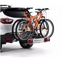 Крепление для перевозки 2-х велосипедов на фаркоп Renault 7711577330 для Renault Dokker 2017 -