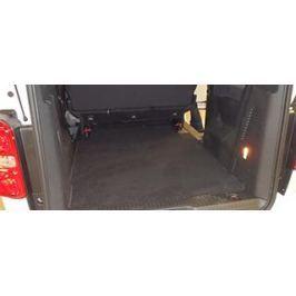 Коврик в багажник для нераздельного сиденья 2-го ряда (база L2) Peugeot 1614086280 для Peugeot Traveller 2017 -