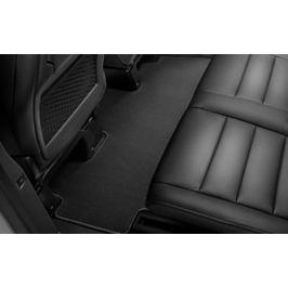 Коврики для 2-го ряда (велюровые) Peugeot 1614085080 для Peugeot Traveller 2017 -