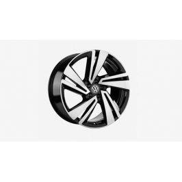 Диск колесный R20 Nevada (черно-серебристый) VAG 760071490AFZZ для Volkswagen Touareg 2018 -