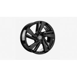 Диск колесный R20 Nevada (черный) VAG 760071490AAX1 для Volkswagen Touareg 2018 -