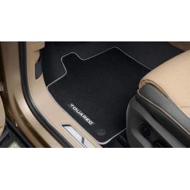 Коврики в салон (велюровые) VAG 761061270WGK для Volkswagen Touareg 2018 -