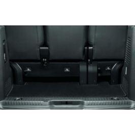 Коврик в багажник для нераздельного сиденья 3-го ряда (база L3) Peugeot 1614086480 для Peugeot Traveller 2017 -
