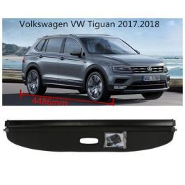 Шторка в багажник, вместо полки CHN для Volkswagen Tiguan 2017 -