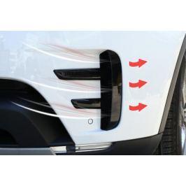 Декоративные накладки на противотуманные фары fake air для Land Rover Discovery 5 2017 -