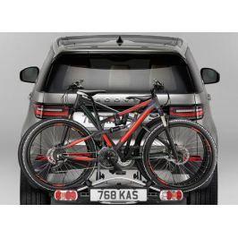 Крепление для перевозки 3-х велосипедов на фаркоп Land Rover VPLVR0069 для Land Rover Range Rover Sport 2018 -