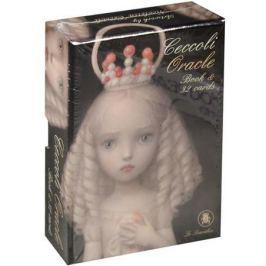 Ceccoli N. (худ.) Ceccoli Oracle. Book & 32 cards