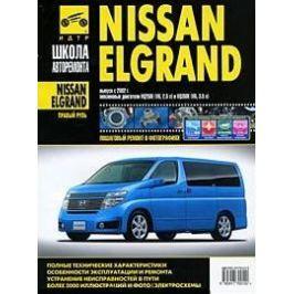 Кондратьев А. и др. Nissan Elgrand с 2002г в фото прав. руль