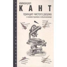 Кант И. Принцип чистого разума с комментариями и объяснениями