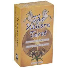 Hilton L., Star S. Unicorn Tarot / Таро Единорога (карты + инструкция на английском языке)