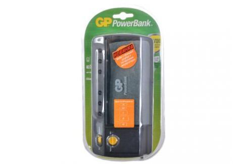 Зарядное устройство GP PowerBank, 6-15 часов (Универсальное) (GP PB320GS-CR1) Зарядные устройства и аккумуляторы