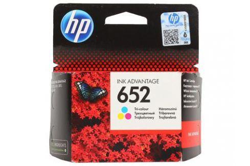 Картридж HP F6V24AE BHK для Deskjet Ink Advantage 1115/2135/3635. Трёхцветный. 200 страниц. (HP 652) Картриджи и расходные материалы