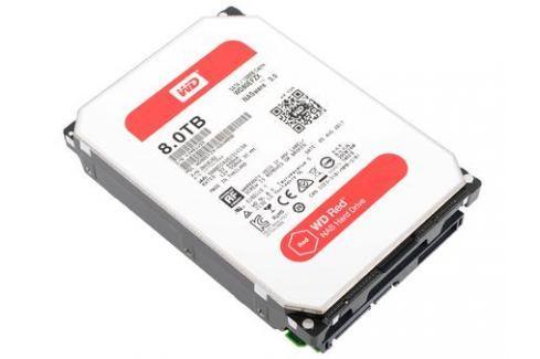 Жесткий диск 8Tb Western Digital WD80EFZX Red SATAIII (3.5, 128Mb, 5400rpm) Жесткие диски