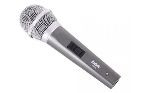 Микрофон BBK CM124 темно-серый Микрофоны и наушники