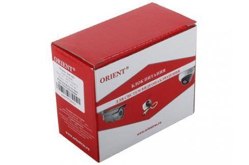 Блок питания для видеокамер Orient SAP-02N, OUTPUT: 12V DC 1000mA Блоки питания(бытовые)