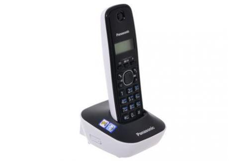 Телефон DECT Panasonic KX-TG1611RUW Телефония