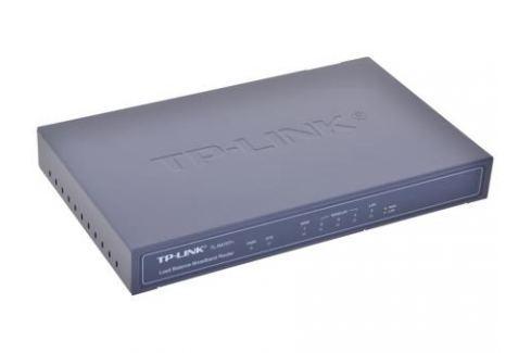 Маршрутизатор TP-LINK TL-R470T+ c балансировкой нагрузки 3 изменяемых порта LAN/WAN + фикс: 1xWAN, 1xLAN Сетевые адаптеры/ Хабы/роутеры/маршрутизаторы/коммутаторы