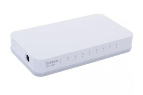 Коммутатор D-Link 1008C/A1A Коммутатор с 8 портами 10/100Base-TX Сетевые адаптеры/ Хабы/роутеры/маршрутизаторы/коммутаторы