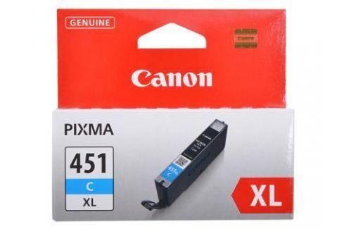Картридж Canon CLI-451C XL для MG6340, MG5440, IP7240 . Голубой. 665 страниц. Картриджи и расходные материалы