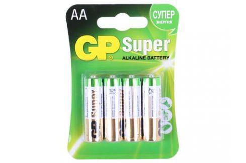 Батарея GP 15A 4шт. Super Alkaline (AA) GP15A-2CR4 Зарядные устройства и аккумуляторы