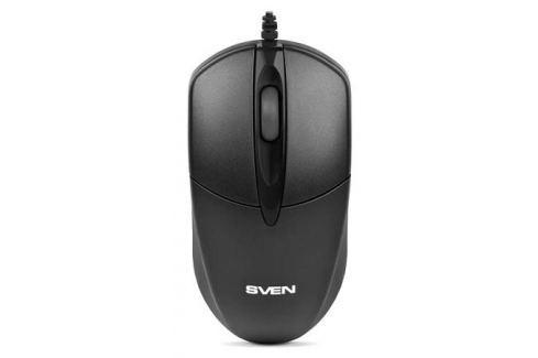 Мышь Sven RX-112 ,800dpi, черная USB Мыши