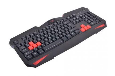 Клавиатура игровая Redragon Xenica проводная RU,черный, начального уровня Клавиатуры и комплекты
