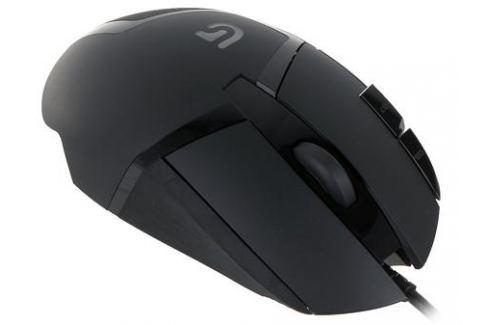 Мышь (910-004067) Logitech Gaming Mouse G402 Hyperion Fury USB Optical & Fusion Engine, 240 - 4,000 dpi (G-package) Мыши