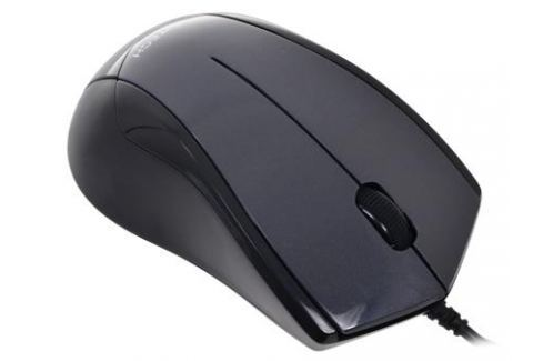Мышь A4-Tech N-400-1 USB (GLOSS.GRAY) Мыши