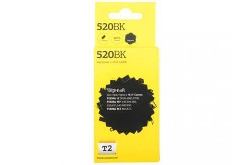 Картридж T2 IC-CPGI-520BK Black (с чипом) Картриджи и расходные материалы