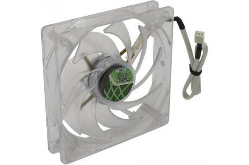 Вентилятор Titan TFD-12025GT12Z/V2(RB) Green Vision 120mm 800rpm Системы охлаждения
