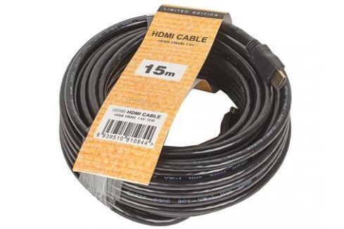 Кабель цифровой TV-COM HDMI19M to HDMI19M, V1.4+3D, 15m (CG150S-15M) Кабели и переходники