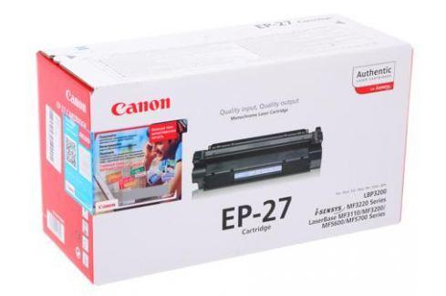Картридж Canon EP-27 для LBP-3200. Чёрный. 2500 страниц. Картриджи и расходные материалы
