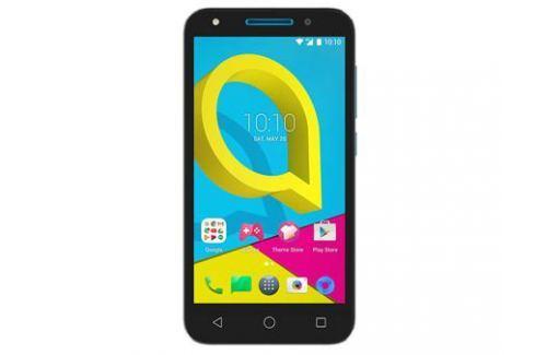Смартфон Alcatel U5 4G (5044D) синий MT6737M (1,1)/1Gb/8Gb/5