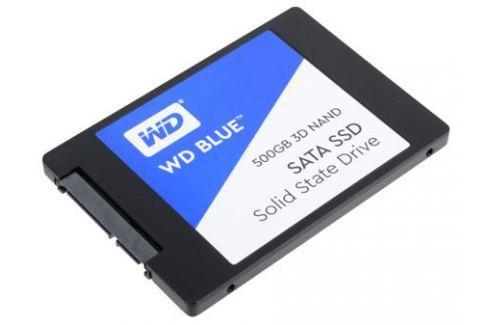 WDS500G2B0A Жесткие диски