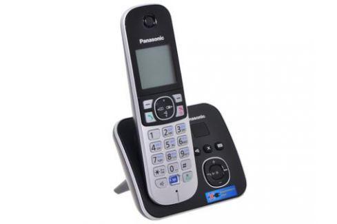 Телефон DECT Panasonic KX-TG6821RUB Функция радио-няня (доступна при наличии второй и более трубок) Телефония