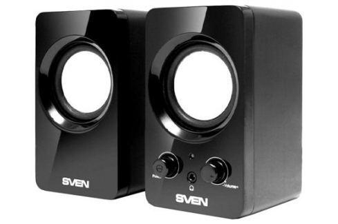 Колонки Sven 354 2.0 USB питание (2Вт х2) Акустические системы