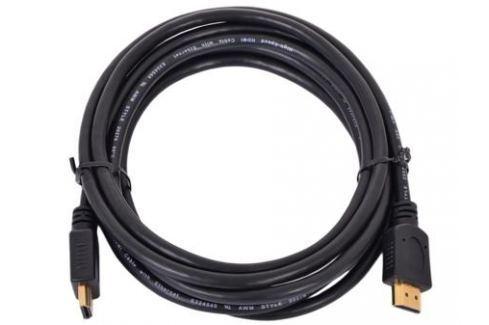 Кабель HDMI Gembird, 3.0м, v1.4, 19M/19M, черный, позол.разъемы, экран, пакет Кабели и переходники