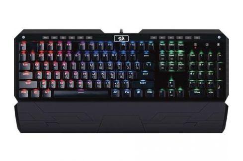 Клавиатура проводная игровая Redragon Indrah RU механическая, RGB подсветка, FullAnti-Ghost Клавиатуры и комплекты