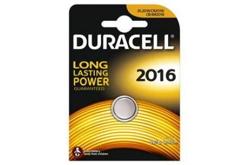 Батарейки DURACELL CR2016 (10/100/9600) Блистер 1 шт Зарядные устройства и аккумуляторы