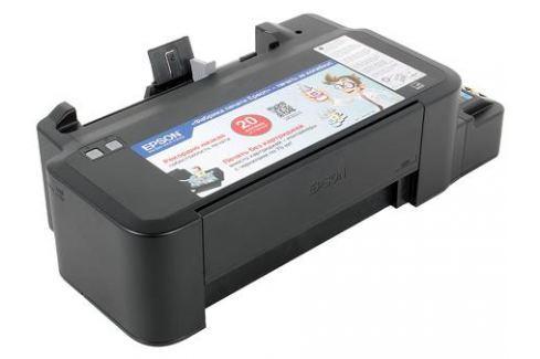 Принтер EPSON L120 (Фабрика Печати, 720x720dpi, струйный, A4, USB 2.0) Принтеры