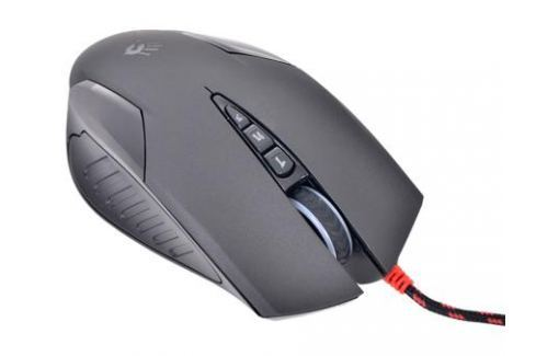 Мышь A4-Tech Bloody V5, USB (черный) 8 кн, 3200 dpi Мыши