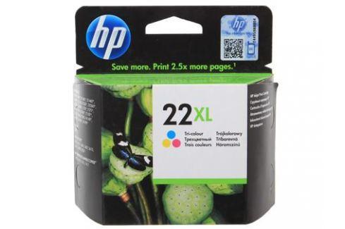 Картридж HP C9352CE (№22XL) цветной DJ 3920/3940/PSC 1410 повышенной емкости Картриджи и расходные материалы