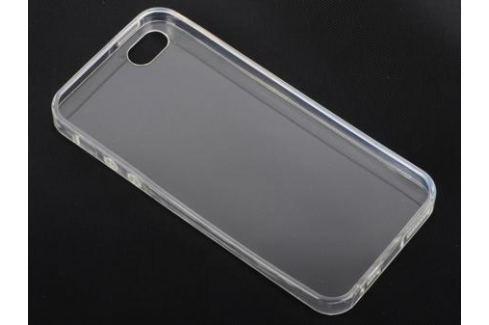 Силиконовый супертонкий чехол для iPhone 5/5S/SE DF iCase-04 Сумки