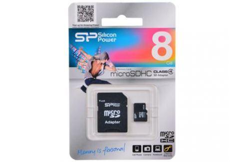 SP008GBSTH004V10-SP Карты памяти