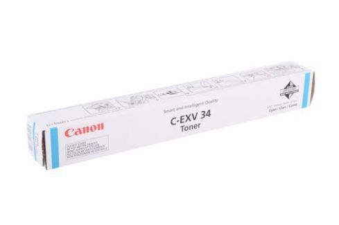 Тонер-картридж Canon C-EXV34C Картриджи и расходные материалы