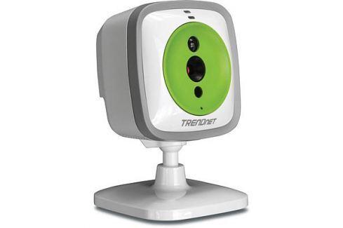Интернет-камера Trendnet TV-IP743SIC WiFi Baby Cam камера няня с ночным/дневным видением (до 5 метров) c динамиком Видео-няни