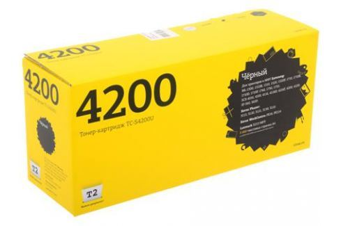 Картридж T2 TC-S4200 U (с чипом) Картриджи и расходные материалы