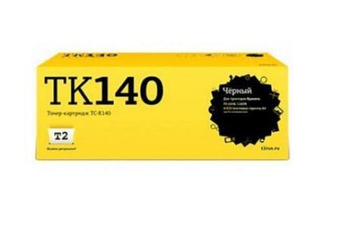 Тонер-картридж T2 TC-K140 (TK-140) с чипом Картриджи и расходные материалы