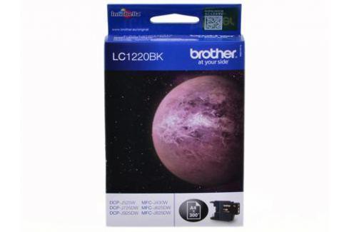 Картридж струйный Brother LC1220BK Картриджи и расходные материалы